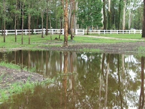 Front Lagoon Area